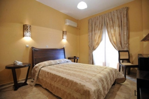 Single room, Hotel Kalloni, Volos, hotels, rooms, accommodation, vacations, pool, Nees Pagases, Alykes